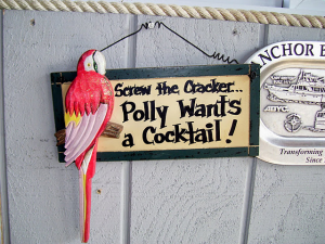 PollyWantsCracker
