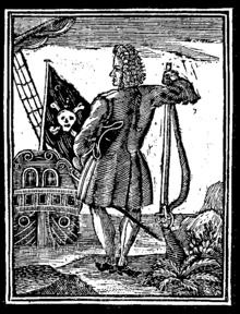 Stede Bonnet (1688-1718)