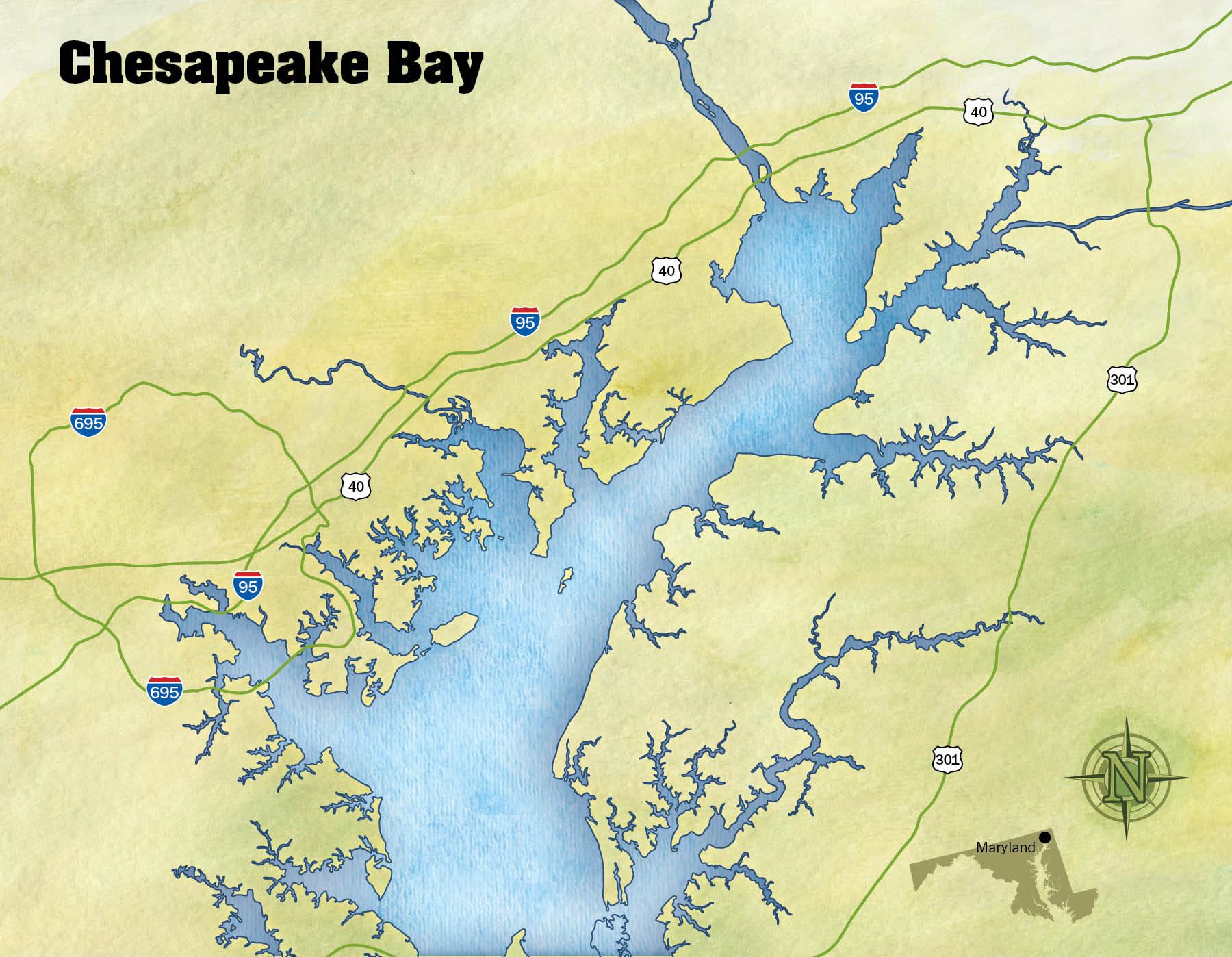 Oyster Handbook - Crab Decks & Tiki Bars of the Chesapeake Bay